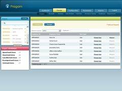 Pragam :Fig.04: Project Tracking & Billing - Manage Project