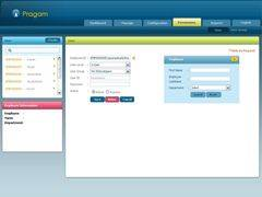 Pragam :Fig.01: Project Tracking & Billing - Define Project Users